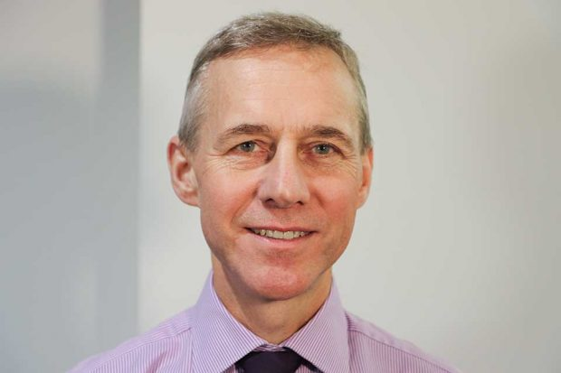 A photo of Nigel Gibbens, Chief Veterinary Officer