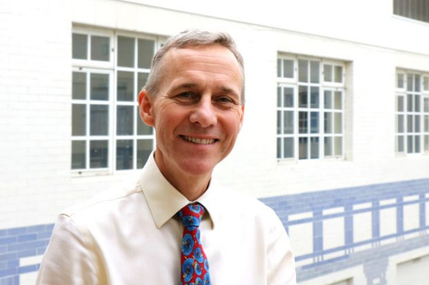 Photo of Nigel Gibbens, Chief Veterinary Officer
